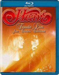 Cover Heart - Fanatic Live From Caesars Colosseum [DVD]